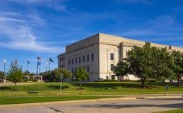 Oklahoma Judicial Center in Oklahoma City. USA 2017 Stock Photo