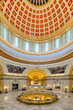 Oklahoma stanu Capitol budynek Fotografia Royalty Free