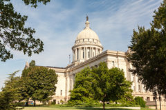 Oklahoma State Capitol Building Royalty Free Stock Photography