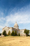 Oklahoma State Capitol Building. In Oklahoma City Royalty Free Stock Photography