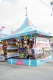 Oklahoma state Fair balloon Pop booth Royalty Free Stock Photography