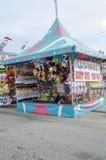 Oklahoma state Fair balloon Pop booth Royalty Free Stock Photo