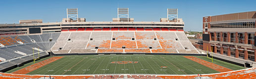 Oklahoma state university Royalty Free Stock Image
