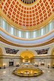 Oklahoma statlig Capitolbyggnad Royaltyfri Fotografi