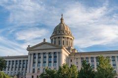 Oklahoma stolicy kraju budynek Zdjęcie Royalty Free