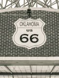 Oklahoma US 66 Stock Photos