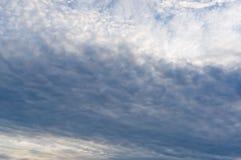 Oklarhet på skyen Royaltyfri Fotografi