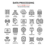 oklarhet som 2010 beräknar den microsoft smauen Landet och mappen upload mappar över internet Online-tjänst Data - bearbeta, info royaltyfri illustrationer