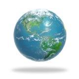 oklarheter räknad jord vektor illustrationer