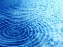 oklarheter reflekterade skyvatten Arkivbild