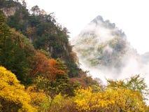 Oklarhetsberg i Arkivbild