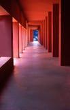 oklarhetskorridor Fotografering för Bildbyråer