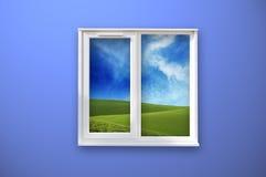 okna możliwości Zdjęcia Stock
