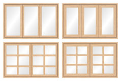 Okno Obraz Stock