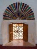 okno arabskiego Zdjęcie Royalty Free