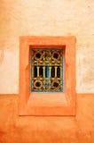 okno arabskiego Obraz Royalty Free