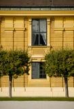 okno fasad budynków Fotografia Royalty Free