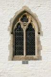 okno gothic Zdjęcia Stock