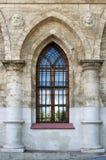 okno gothic Obrazy Royalty Free