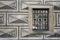 okno historyczne Zdjęcia Royalty Free