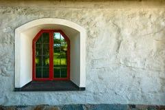 okno kościoła Obrazy Stock