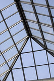 okno na dachu Obraz Royalty Free