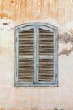 okno nieociosany Zdjęcia Stock
