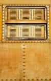 Okno pociąg Obrazy Stock
