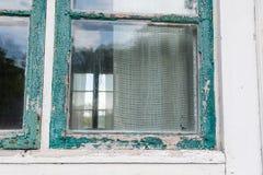 Okno potrzebuje utrzymanie Zdjęcie Stock