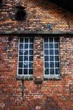 okno przemysłu Zdjęcia Royalty Free