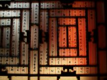 okno ramowy zdjęcie stock