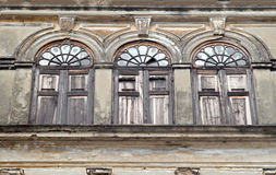 Okno stary obraz royalty free
