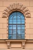 Okno łuk. Obrazy Stock