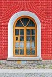 Okno w ścianie Zdjęcia Royalty Free