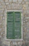 Okno w Herceg Novi Zdjęcie Stock