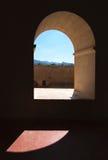 Okno w Marrakech Zdjęcia Stock