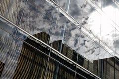 Okno w niebie Obraz Stock