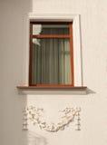 Okno w nowożytnym domu Fotografia Royalty Free