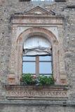 Okno w Parma Obraz Stock