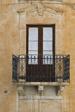 Okno w Ragusa Fotografia Stock