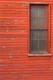 Okno w Starej wieży ciśnień Obrazy Royalty Free