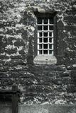 Okno w Starym Oxford, Anglia Obraz Royalty Free