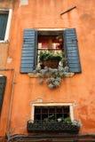 okno wenecji Zdjęcie Royalty Free