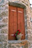 Okno z żaluzjami Fotografia Stock