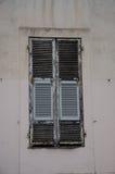 Okno z żaluzjami Obraz Stock
