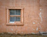 Okno z drutem Obrazy Stock