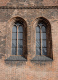 okno zaprowadzeni Obraz Royalty Free