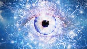 Oko bóg ilustracja wektor