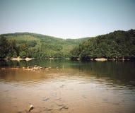 Oko de Morske del lago Foto de archivo libre de regalías