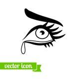 Oko ikona 15 Zdjęcia Stock